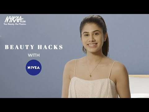 5 Beauty Hacks That Every Girl Should Know About With Nivea