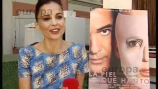 Almodóvar presenta en Madrid 'La piel que habito'