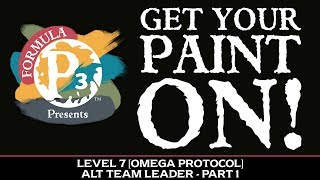 Get Your Paint On! New LEVEL 7 [OMEGA PROTOCOL] Commander