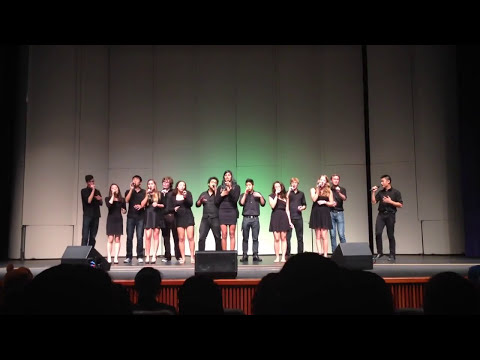 UCSD Tritones - A Team (opb. Ed Sheeran)