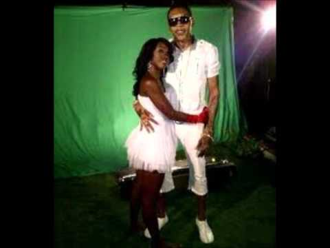 Vybz Kartel Ft Sheba - You & Him Deh {s Class Riddim}~feb 2011~'u.t video
