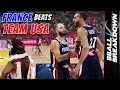 France Eliminates Team USA In 2019 FIBA World Championships FULL GAME HIGHLIGHTS