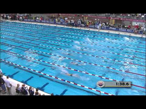 Men's 200m Butterfly B Final - 2012 Columbus Grand Prix