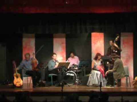 C'est Si Bon. Jazz Et Java Band, Richard Beswick video