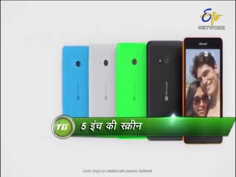 Tech Guru-microsoft Lumia 535-lenovo Vibe X2 -review-on 30th Nov 2014 video