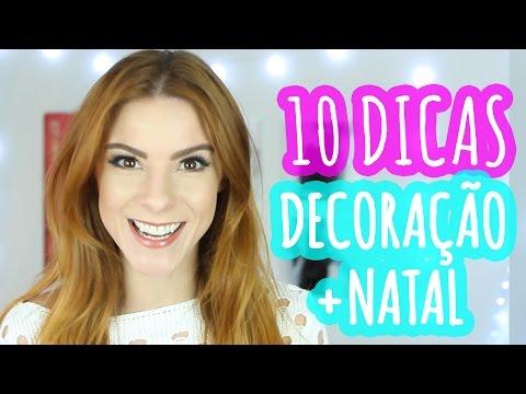 10 DICAS p/ Decorar a SALA + Dicas de Natal - SÚPER FÁCIL! #DiáriodeDecoração02