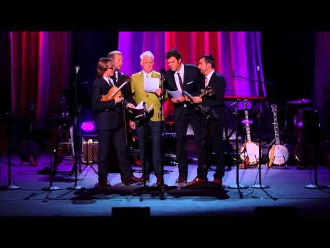 Atheists Don't Have No Songs | Steve Martin and the Steep Canyon Rangers feat. Edie Brickell