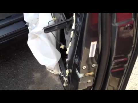 2003 2007 Honda Door Actuator Youtube