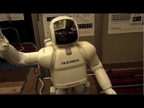ASIMO Copies Your Dance Moves