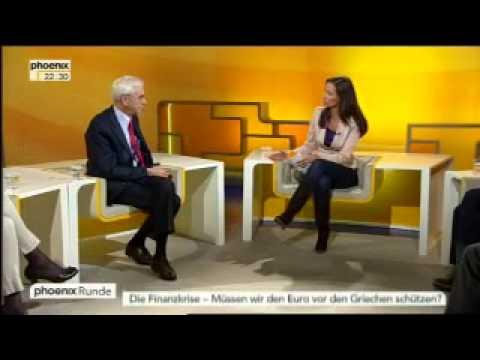 Müssen wir den Euro vor den Griechen schützen? (Phoenix Runde 02.11.2011)
