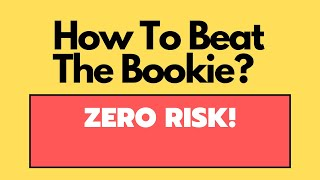 How To Beat The Bookie Betting System Gambling UK