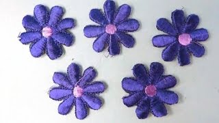 embroidered iron on patches craft supplies wholesale WholesaleSarong.com