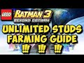Lego Batman 3 Beyond Gotham Infinite Stud Glitch mp3