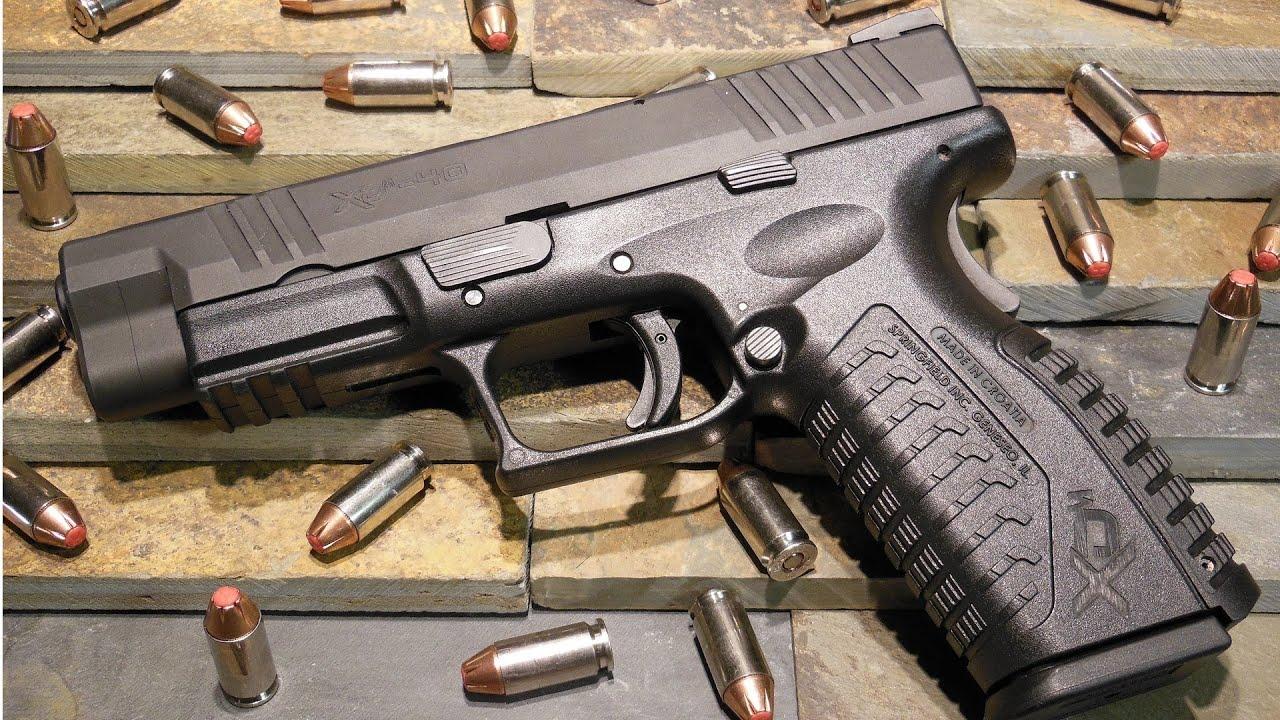 Xdm Tactical 40 Springfield Xdm 40 S&w