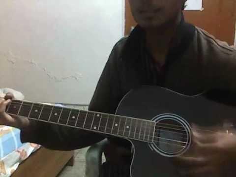 Hawa Hawa(Rockstar)- acoustic cover