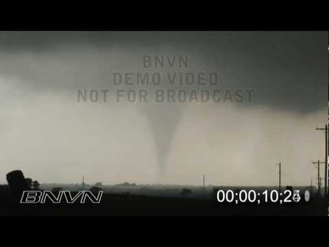 5/242008 Hennessey, OK Tornado