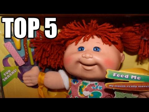 TOP 5 - Nebezpe?ných hra?ek