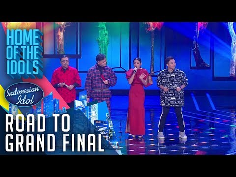 LYODRA X KAHITNA - MERENDA KASIH  - ROAD TO GRAND FINAL - Indonesian Idol 2020
