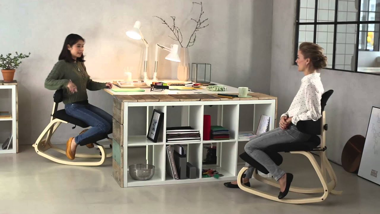 La miglior sedia ergonomica vendita mobili online for Sedia ufficio varier