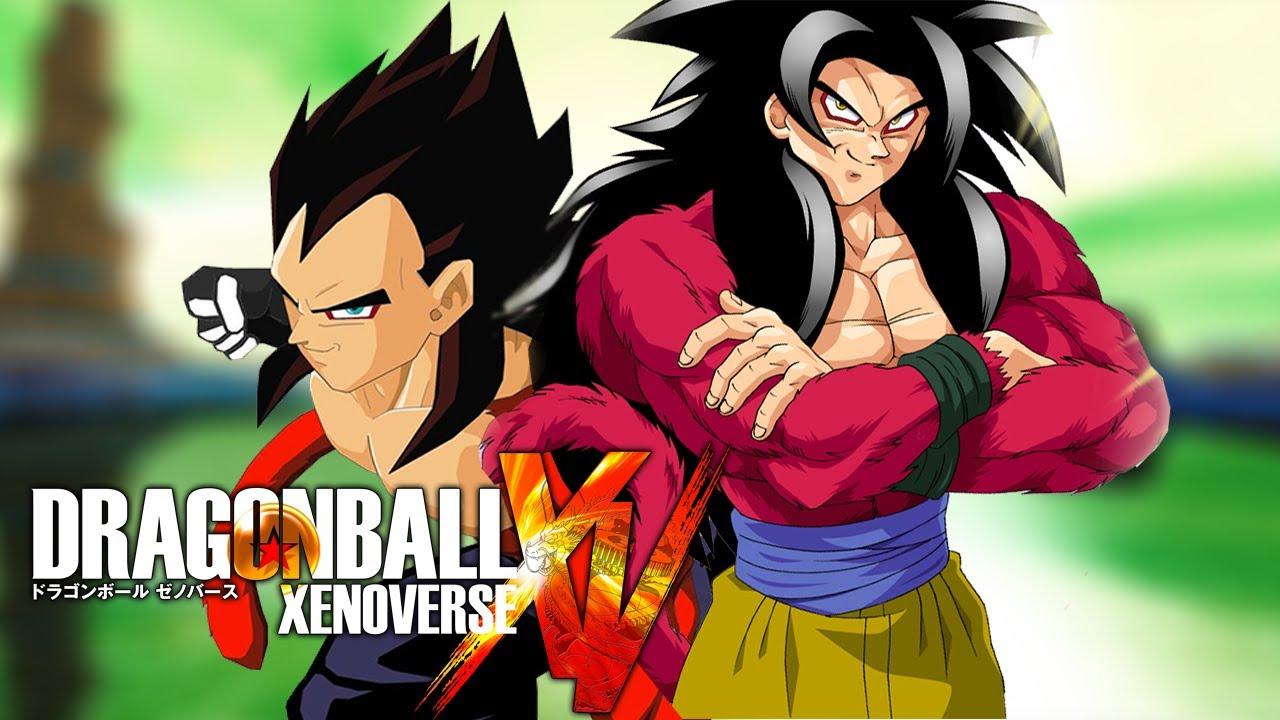 Dragon Ball Xenoverse gt Characters Dragon Ball Xenoverse gt