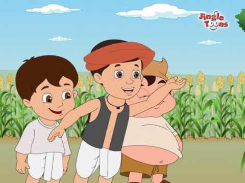 Mere Desh Ki Dharati(मेरे देश कि धरती) | Hindi Patriotic Song | Deshbhakti Geet by Jingle Toons