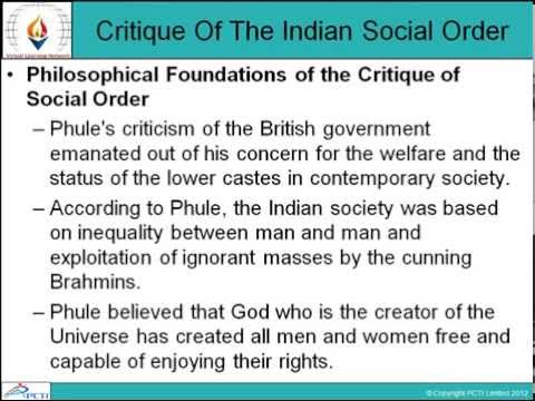 Modern India Political Thoughts-Session-12