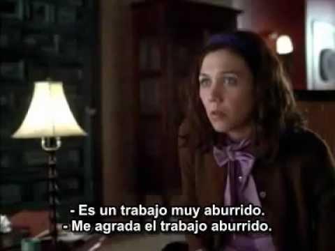 Secretary (2002). Trailer. Subtitulado al español.