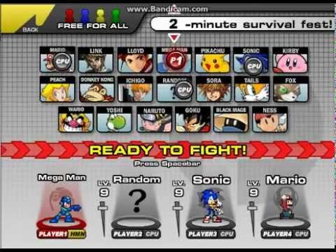 Super Smash Flash 2 (Demo v0.8b) Review
