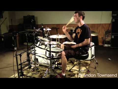 [Linkin Park-Somewhere I Belong (Drum Cover)] Video