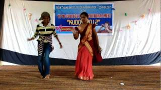 MIIT College Day 2012 : Dance by S5 MCA