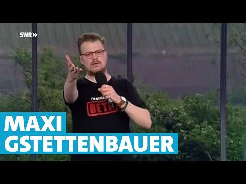 Binger Comedy Nights 2018: Maxi Gstettenbauer | SWR Fernsehen