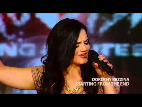 Dorothy Bezzina - Starting from the End (National Eurovision 2013 Malta)