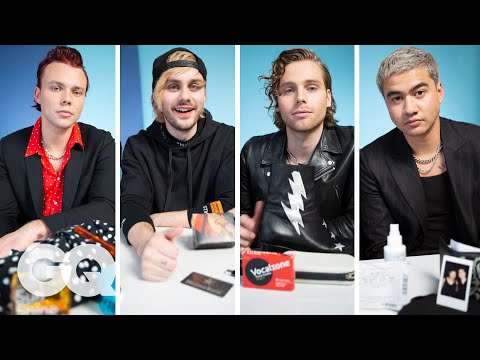 Download  10 Things 5 Seconds of Summer Can't Live Without   GQ Gratis, download lagu terbaru