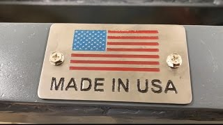 "Making the ""Made in USA"" badge"