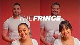 JORDYN WOODS X Easilocks The Fringe Tutorial