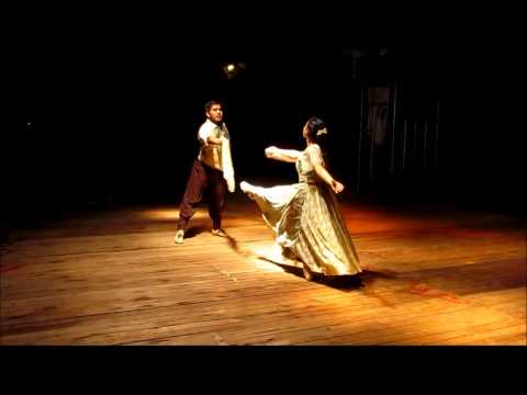 Agostinelli - Cortez -  Pareja de Danza Estilizada - Pre Cosquín Santa Teresita 2013