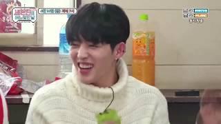 choi seungcheol being a complete bias wrecker