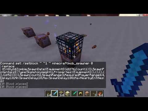 Minecraft 1.8 : Modificar Spawners !