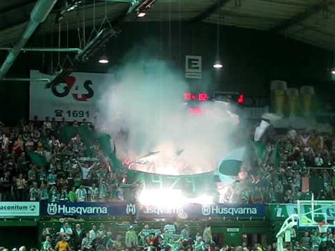 "Green White Boys choreo ""19Ž44"" 2009.05.18"