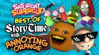 Annoying orange ..