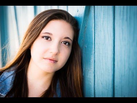 Cherry Creek High School Senior  Kacey Gabbert Class of 2015 Senior Portraits
