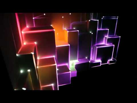 Superbien - Envision: Step into the sensory box, Audiovisual Environment 2010