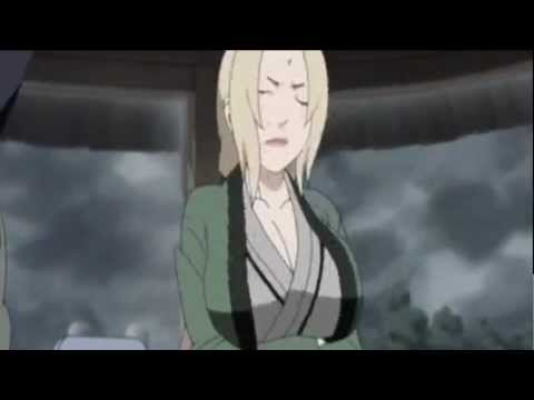 Tsunade's Bouncing Boob Montage video