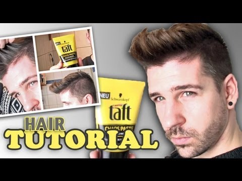 Justin Bieber Hairtutorial - 2013 Look - Frisur Deutsch