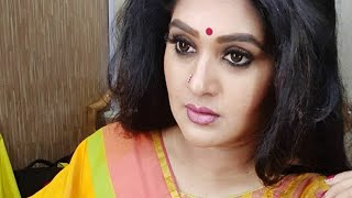 #CharacterArtist Sailaja Priya Hot looks in saree | Actress Priya latest unseen photos and stills
