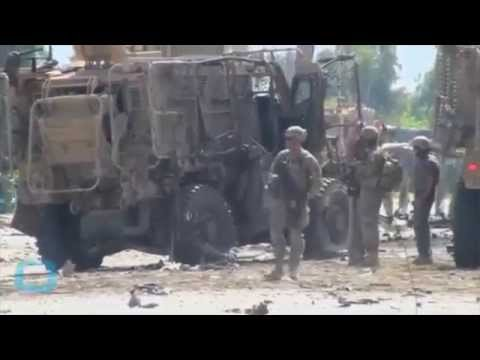 Suicide Bomb, Roadside Blast by Paki-Punjabi ISI on US Convoy Kill 15 Afghans in Jalalabad