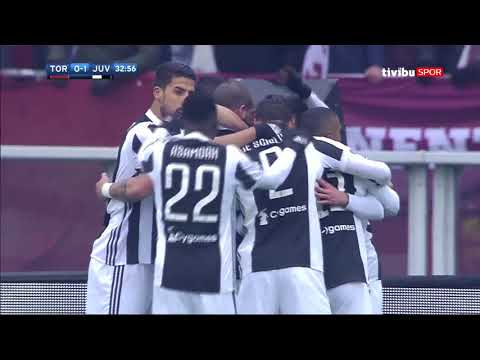 Serie A 25. Hafta I Torino 0-1 Juventus Maç Özeti