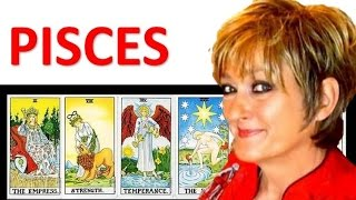 PISCES August 2016 - TAROT PSYCHIC READING