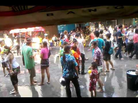 Songkran 2011 – Patpong Radio City 1
