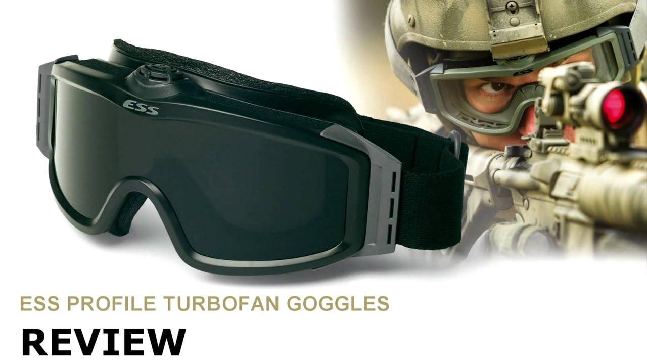 Ess Turbofan Ess Profile Turbofan Goggles